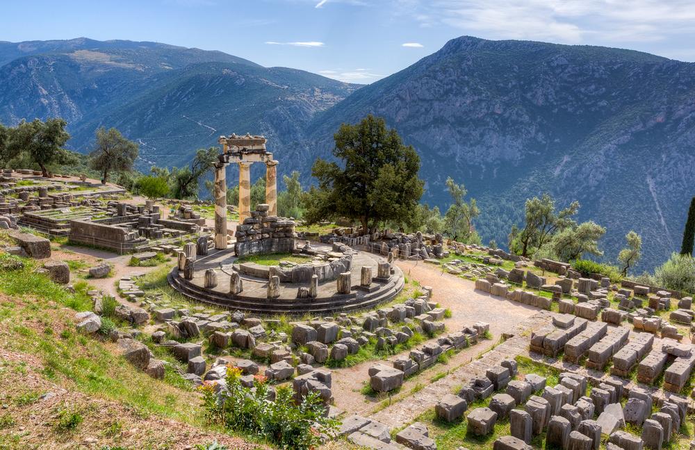 1-Delphi-Griekenland